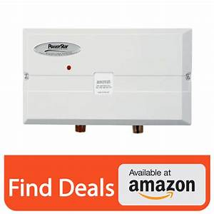 Choosing The Best Electric And Gas Tankless Water Heaters