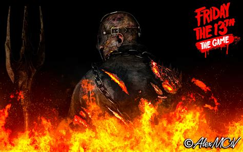 jason wallpapers friday 13th 82