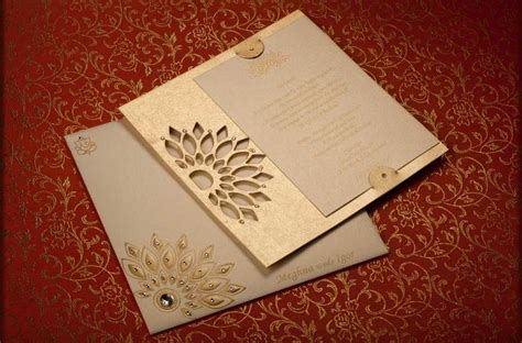 17 Best Images About Unique Indian Wedding Cards