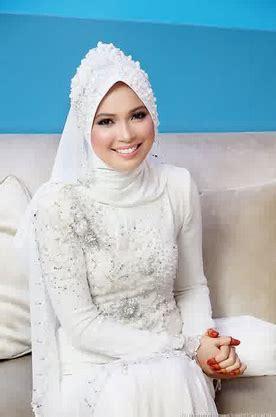 contoh foto hijab modern  akad nikah terbaik