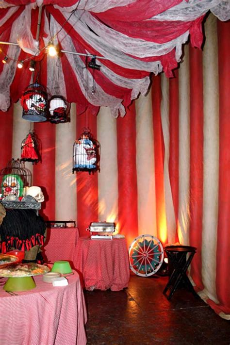 Circus Theme Parties And Props  Rick Herns Productions