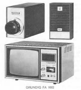 radio fã r badezimmer fernsehanlage fernauge fa1002 misc grundig radio vertrieb r