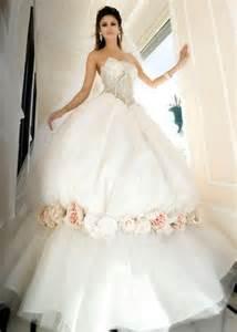 Sexy Glamorous Wedding Dresses