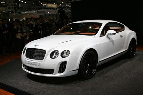 bentley continental 2010 2010 bentley continental supersports information and