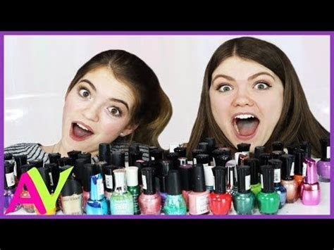 mixing   nail polish  experiment aud vlogs