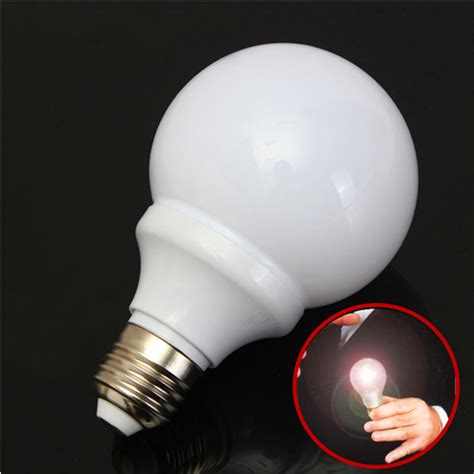 magic light bulb magnetic trick costume joke