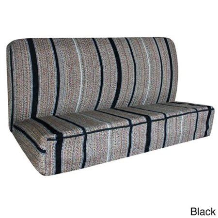 saddle blanket bench seat cover saddle blanket striped universal 2 bench seat cover