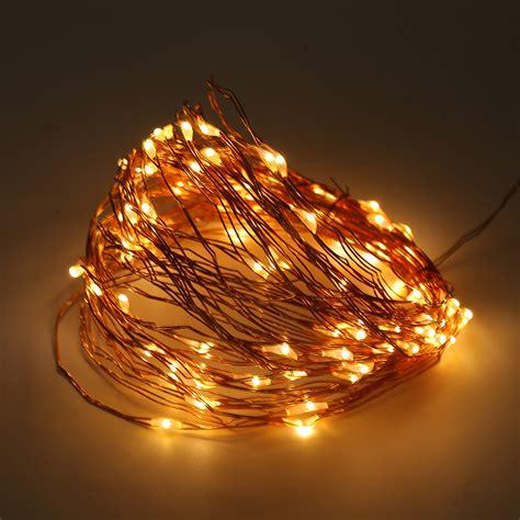 solar outdoor string lights 10 15 20m led solar string light outdoor wedding