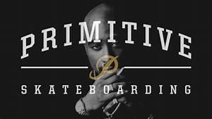 Primitive Skateboard Wallpaper ·①