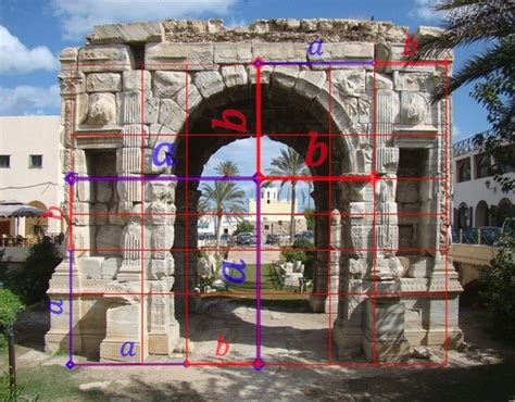 golden ratio   architecture  arts quora
