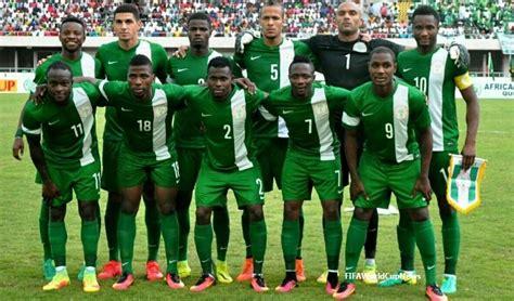 Fifa World Cup Nigeria Squad Players Team