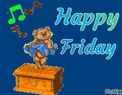 Friday Happy Dancing