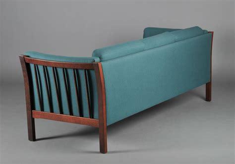 dos de canape canapé suédois vintage 55