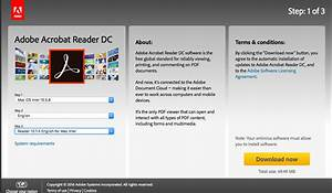 download and install an older version of adobe reader on With adobe acrobat standard for mac free download