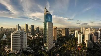 Jakarta Indonesia Skyline Wallpapers13