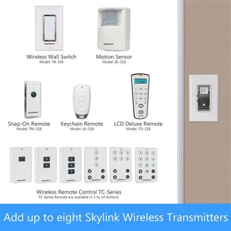 Skylinkhome Off Dimmer Wall Switch Receiver