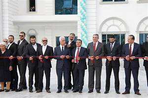 Dr. Suat Günsel Hospital now in service – University of ...