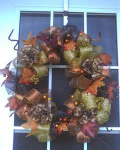 thanksgiving wreath things to create