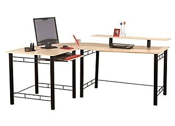 z line gemini l desk z line gemini l desk only 49 99 at staples freebies2deals