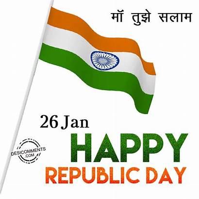 Republic Happy 26 January Indian India Wishes