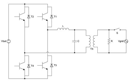 Schematic Diagram Basic Single Phase Ups Download