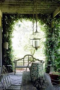 16 Appealing Shabby Chic Style Porch Designs That Can