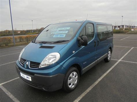 Trafic 9 Seater by 2012 12 Renault Trafic Sl27 2 0 115 Dci Passenger 9 Seater