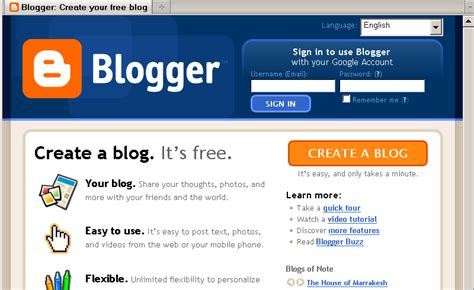 Blogger Event Calendar