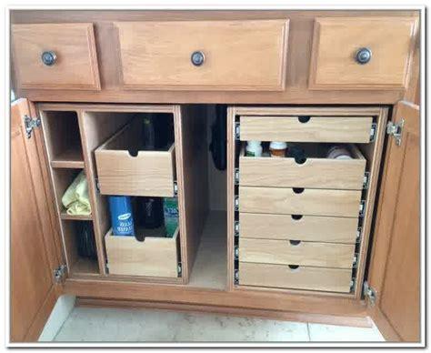 bathroom sink organizer simple tips how to organize