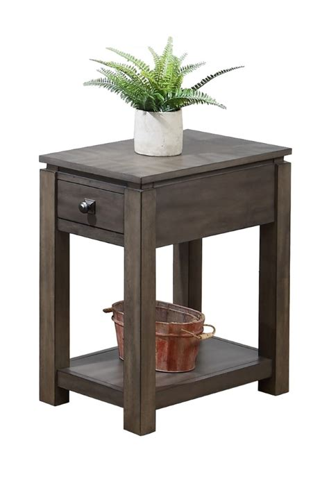 Your insider's guide for sourcing home furnishing products. Sunset Tradingshades Of Gray Coffee Console And End Table Set With Drawers And Shelves - DLU ...