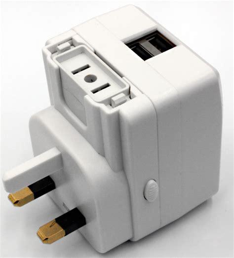 usb travel adaptor universal adaptor 2 ports