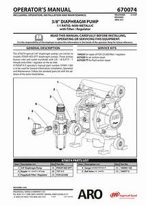 Diagram Diaphragm Pump Parts