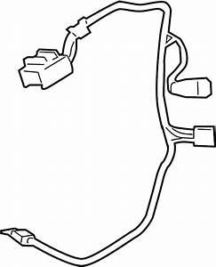 Ford Focus Steering Wheel Wiring Harness