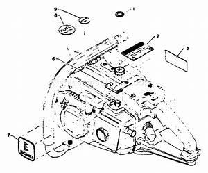Echo Cs-452vl Parts List And Diagram -  0