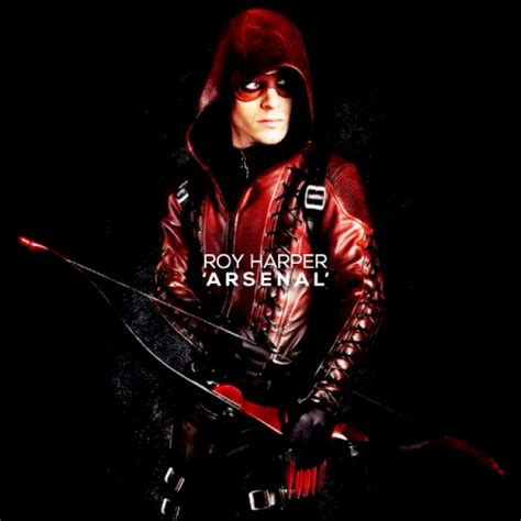 green arrow season  red arrow roy harper cosplay costume