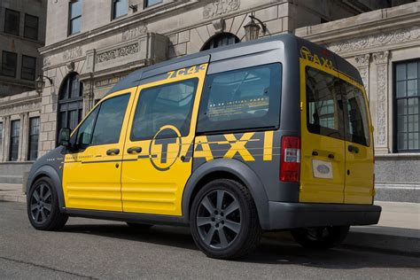 2008 Ford Transit Connect Taxi Concepts