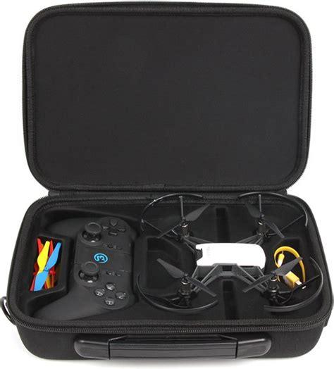 bolcom dji ryze tello en gamesir td schoudertas excl drone en controller kenners speelgoed