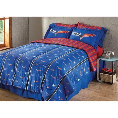 corvette 174 c6 evolution complete bed set 166214 comforters at sportsman s guide