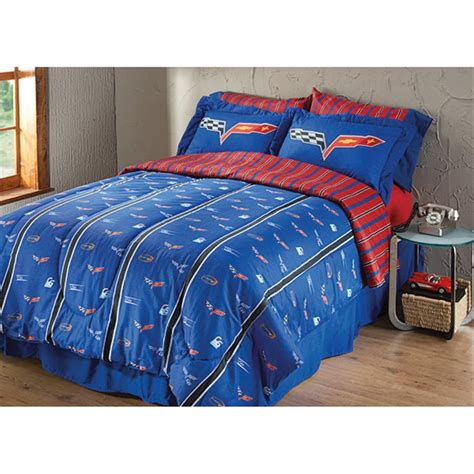 Corvette Bedroom Set by Corvette 174 C6 Evolution Complete Bed Set 166214