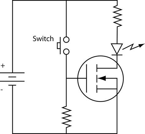 File Mosfet Circuit Svg Wikipedia