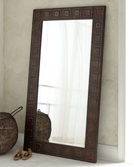 floor mirror used quot adel quot floor mirror