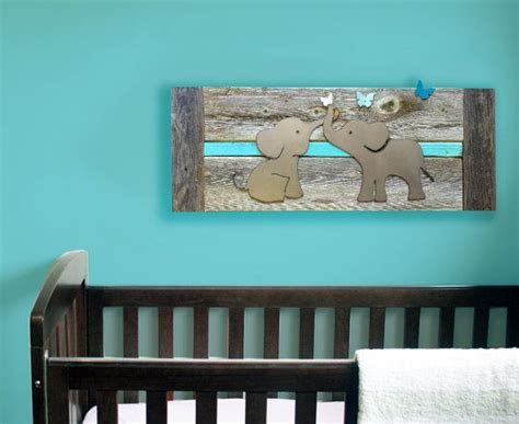 Elephant Baby Nursery Decor Thenurseries