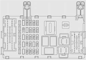 Fiat Strada  2007  U2013 2017   U2013 Fusebox Diagram