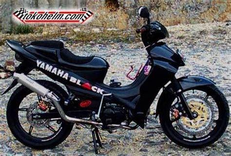 Jok Motor Ceper by Gambar Foto Yamaha Modifikasi Jupiter Z New Modif Thailand