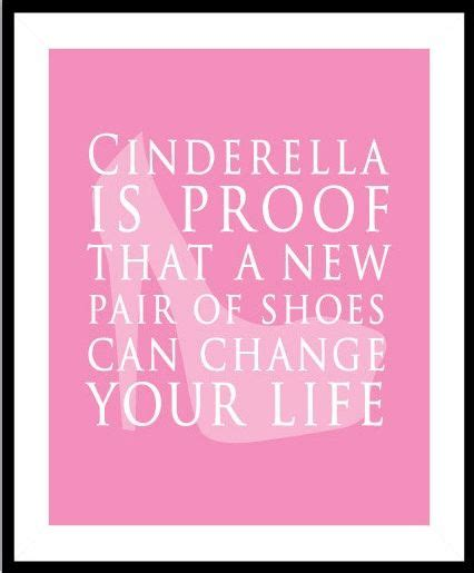 bedroom wall typgography wall cinderella is proof that a pair