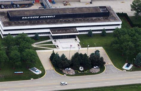Chrysler Plant Belvidere chrysler invests 600 million in belvidere plant