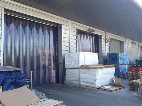 plastic curtains contact roller shutters