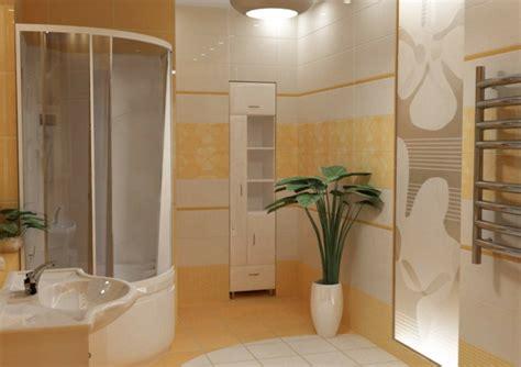 Badezimmer Gelb Dekorieren by Badezimmer Ideen Wei Bad Fliesen Gelb Wei 223 Kombinieren