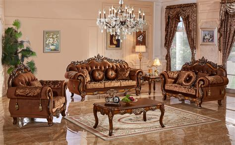 traditional living room furniture sets pearl color