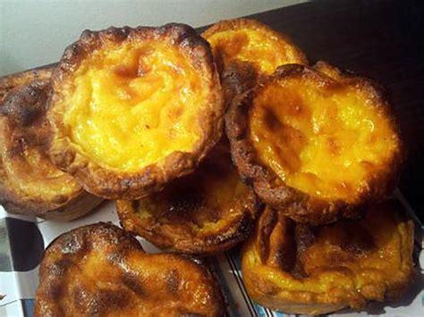 recette de pasteis de nata petit flan portugais